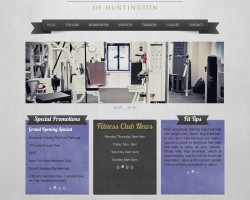 Fitness Club of Huntington