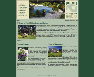 Fort Hill Estates