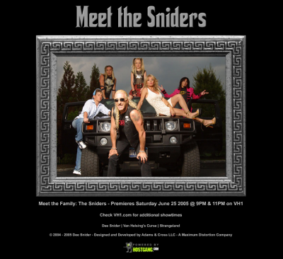 Meet The Sniders